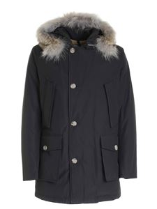 Woolrich - Artic Parka down jacket in anthracite color