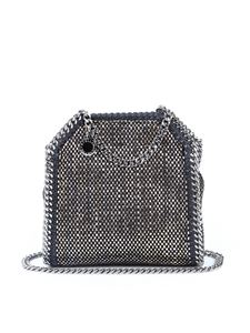 Stella McCartney - Falabella Tiny bag in black