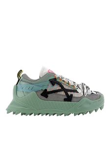 Off-White - Odsy sneakers in green