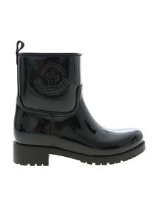 Moncler - Ginette ankle boots in black