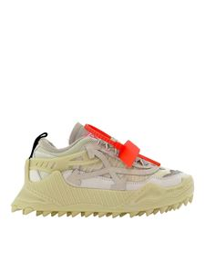 Off-White - Sneakers Odsy-1000 beige