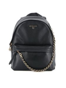 Michael Kors - Slater medium backpack in black