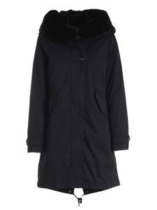 Woolrich - Thermore Literary Rex down jacket in black