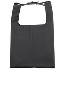 Mulberry - Oversized portobello tote in black