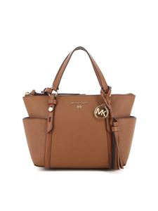 Michael Kors - Nomad small bag in camel color