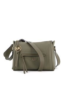 Michael Kors - Carine large bag in army green