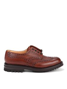 Church's - Mc Pherson Derby brogues in brown