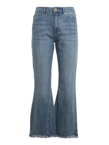 Michael Kors - Flared jeans in blue