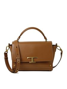 Tod's - Borsa Timeless piccola marrone