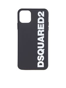 Dsquared2 - iPhone 11 Pro Max case in black
