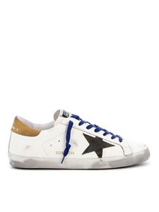 Golden Goose - Superstar sneakers in white