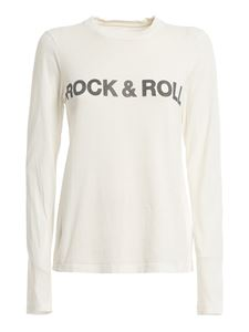 Zadig & Voltaire - Willy Rock&Roll in white