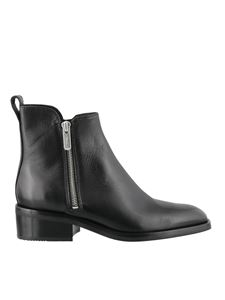 3.1 Phillip Lim - Alexa leather ankle boots in black
