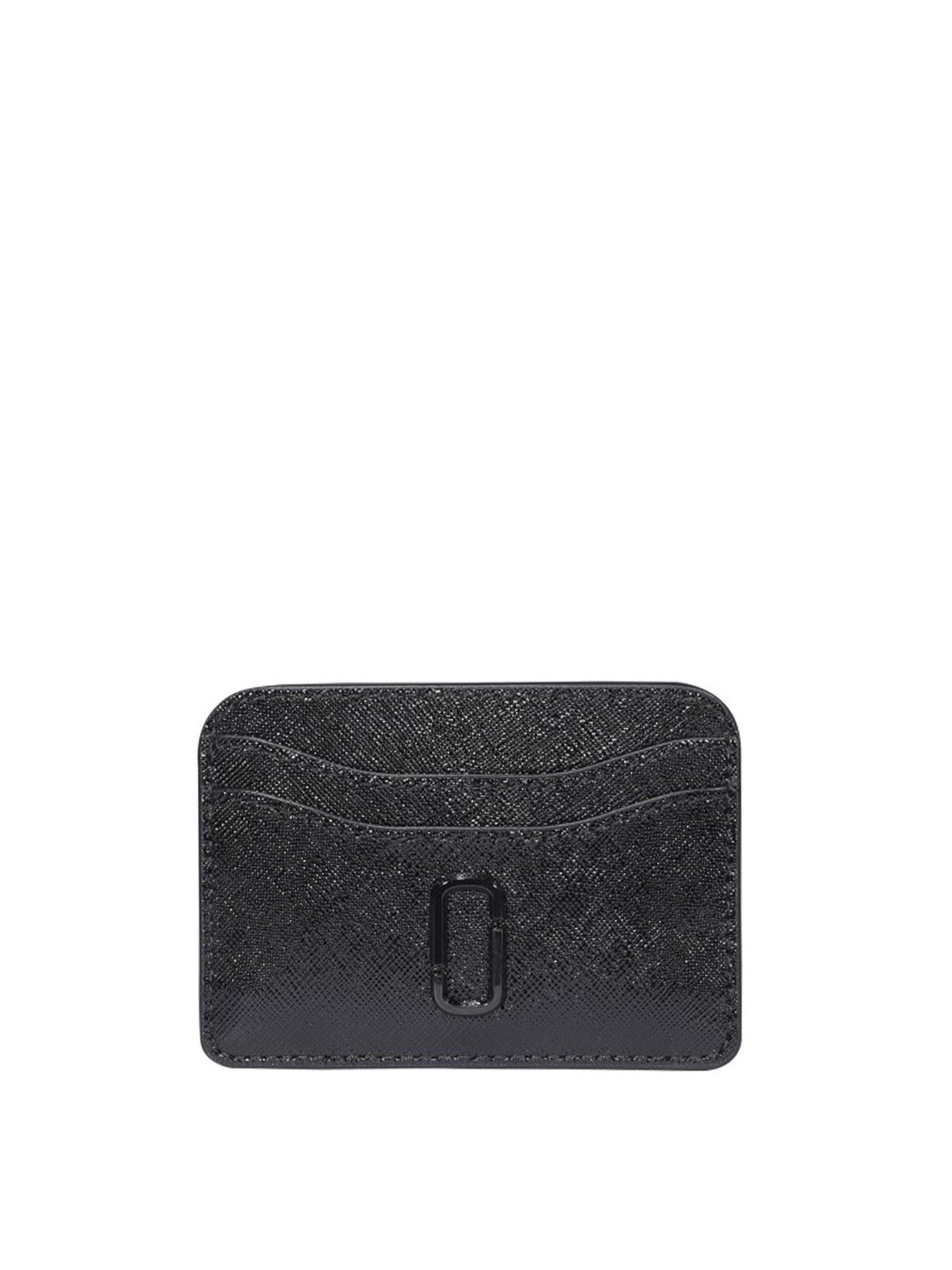 Marc Jacobs THE SNAPSHOT CARD HOLDER IN BLACK