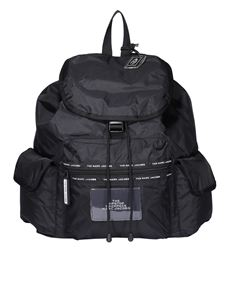 Marc Jacobs  - The Ripstop backpack in black