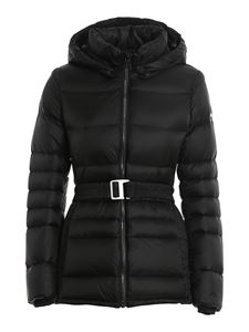 Colmar Originals - Tech fabric puffer jacket in black