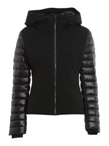 Colmar Originals - Quilted sleeves puffer jacket in black