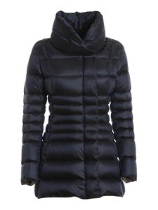 Colmar Originals - Nylon padded coat in blue
