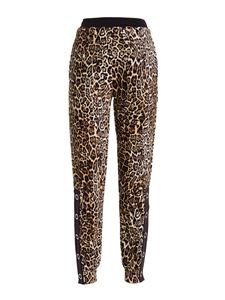 Just Cavalli - Leo printed track pants