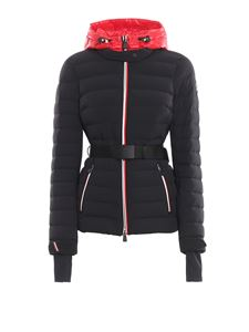 Moncler Grenoble - Bruche black puffer jacket