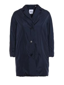 Aspesi - Pan di Spagna dark blue raincoat
