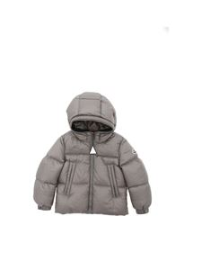 Moncler Jr - Gleb down jacket in grey