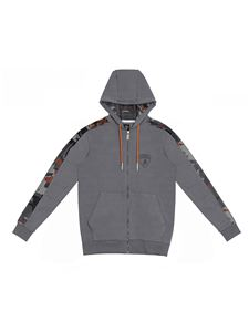Automobili Lamborghini - Sports suit with Camuflage bands in grey
