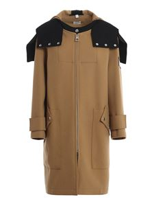 Burberry - Lisburn trench coat in camel color