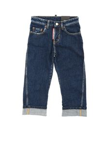 Dsquared2 - Kawaii 5 pockets jeans in blue