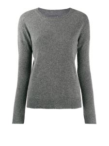 Zadig & Voltaire - Cici cashmere sweater in grey