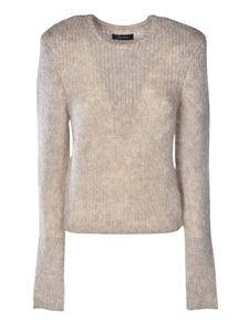 Isabel Marant - Erin pullover in beige