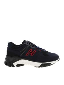 Hogan - Urban Trek sneakers in blue and black