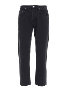 Kenzo - Cropped jeans in black