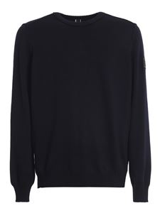 Hogan - Wool sweater in blue