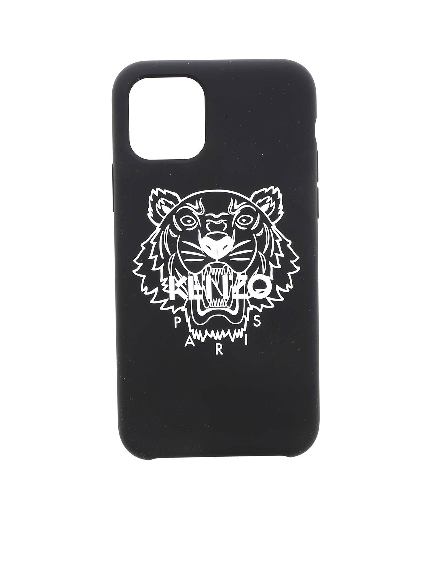 Kenzo Tiger Cover For I Phone 11 Pro Max In Black