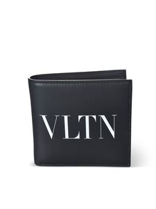 Valentino Garavani - VLTN wallet in black
