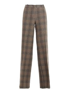 Drumohr - Prince of Wales pants multicolored