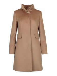 Max Mara - Cappotto Agnese 3 color cammello