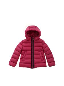 Moncler Jr - Alithia down jacket in magenta color