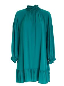 Semicouture - Elisabeth dress in green