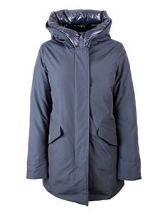 Woolrich - Teflon™ padded Arctic Parka in blue