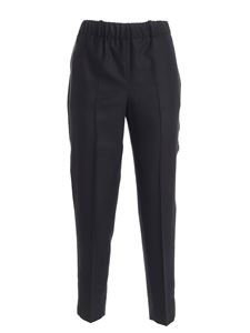 Incotex - Wool pants in black