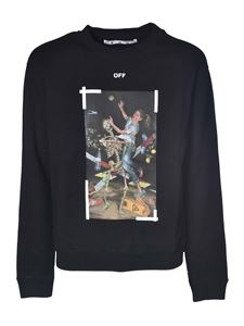 Off-White - Pascal sweatshirt in black