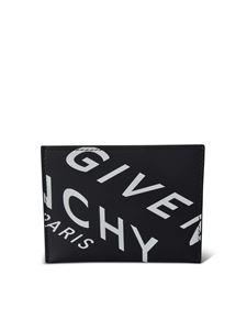 Givenchy - Givenchy Refracted black card holder