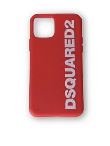 Dsquared2 - Red cover with logo print