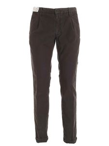 Incotex - Slacks Collection pants in brown