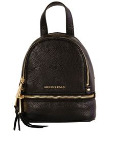 Michael Kors - Rhea backpack in black