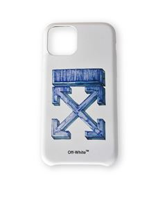Off-White - Markers Arrows case in white