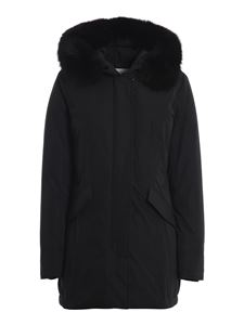 Woolrich - Luxury Arctic parka in black