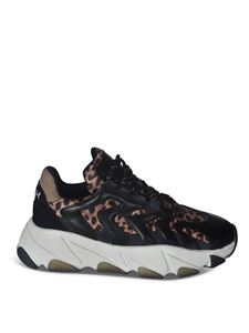 Ash - Extreme animalier sneakers